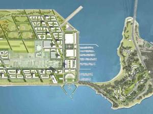 Clipper Cove Plan
